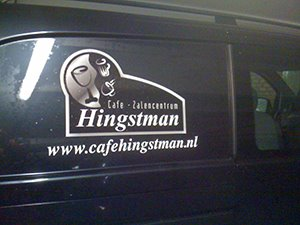 Cafe Hingstman Zeijen